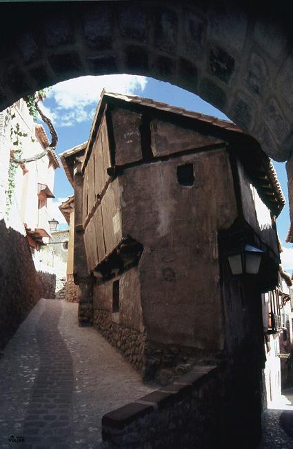 Casa de la Julianeta. Albarracín