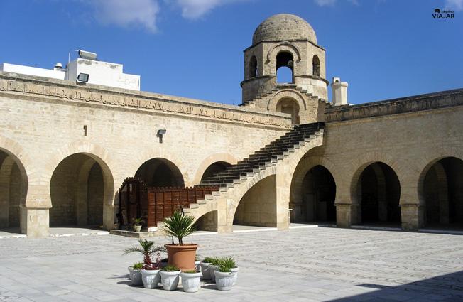 Gran Mezquita de Sousse. Circuito por Tunez