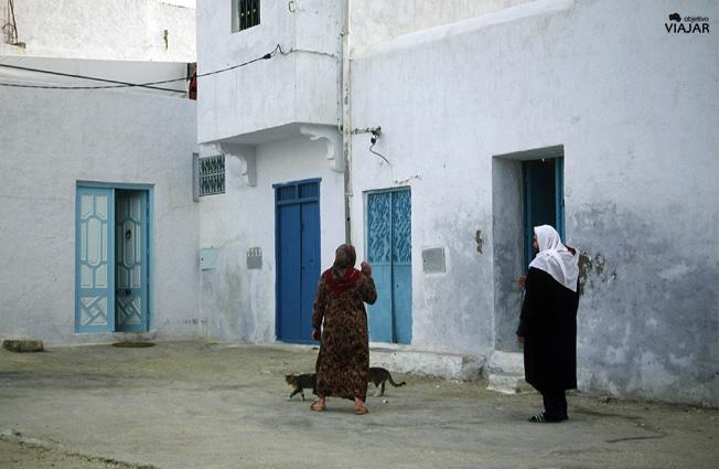 Medina de Hammamet. Circuito por Túnez