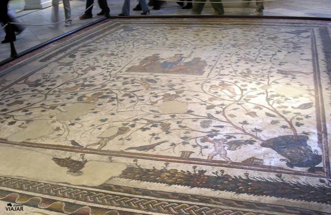 Museo del Bardo. Túnez