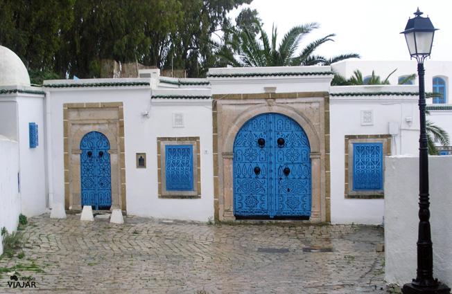 Sidi Bou Saïd. Circuito por Túnez