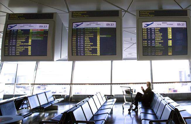 Aeropueto Helsinki-Vantaa