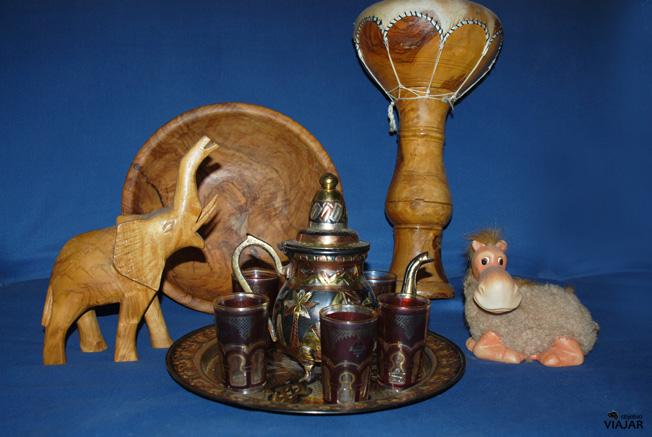 Souvenirs de Tunez