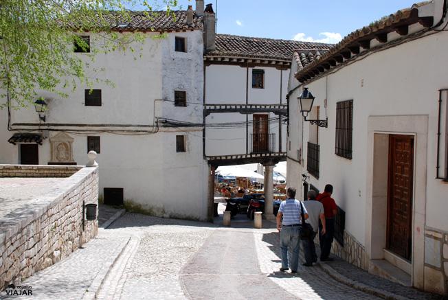 Calle de Morata. Chinchón