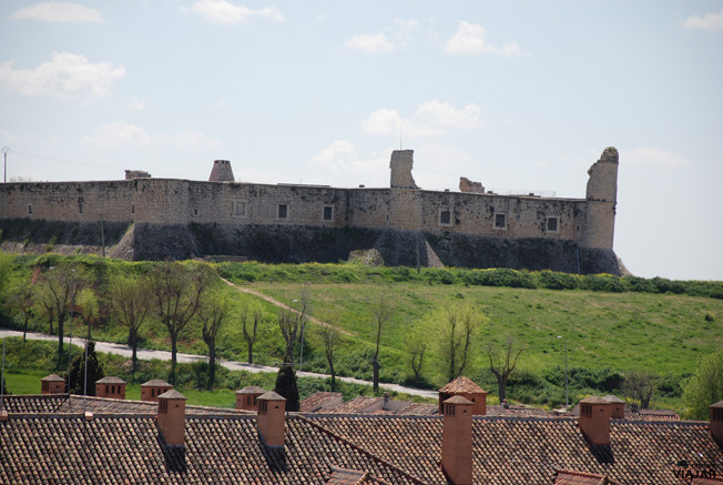 Castillo de los Condes. Chinchón