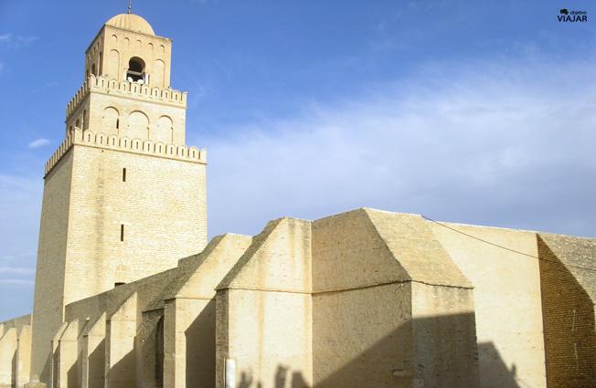Gran Mezquita de Kairouan. Tunez