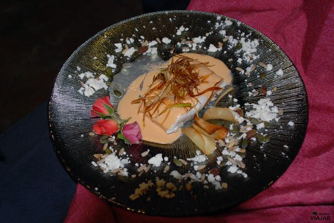 Otra exquisitez del Catering Chinchón