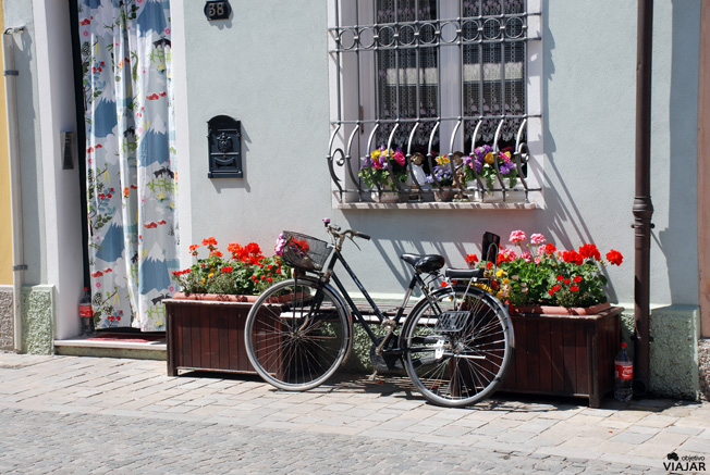 Bici en Cesenatico