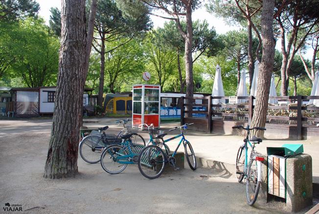Cesenatico Camping-Village. Cesenatico