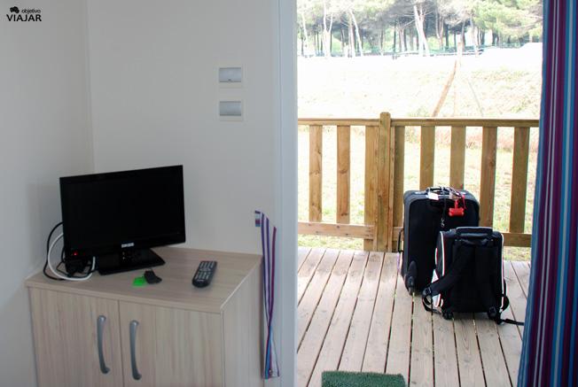 Otra imagen de nuestro Riviera Cottage. Cesenatico Camping-Village