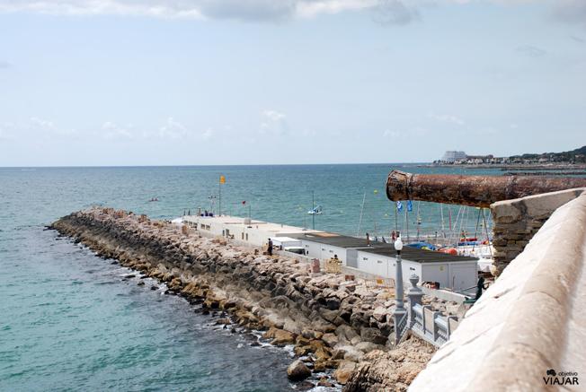 El Mediterráneo y Sitges, una combinación perfecta
