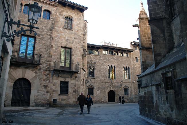 Carrer de la Pietat. Barcelona