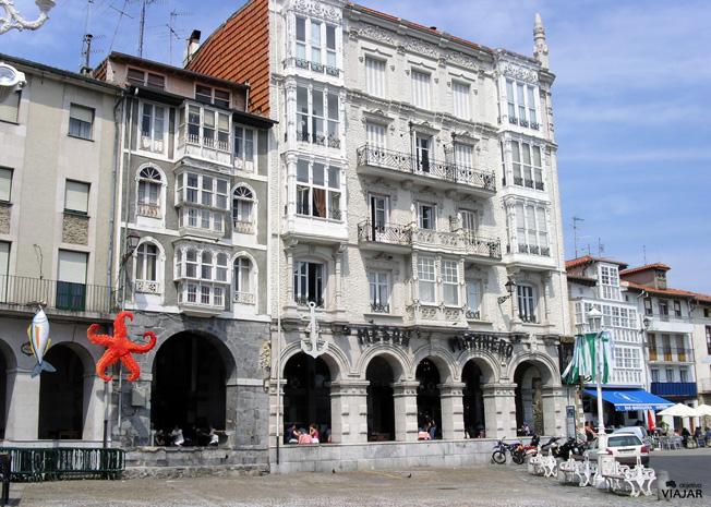 Casa de Los Chelines. Castro Urdiales. Cantabria