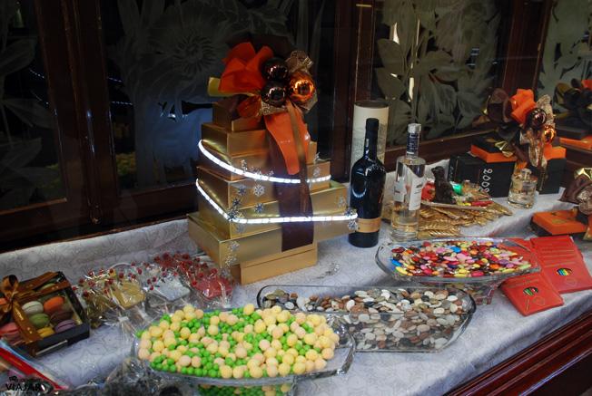 El barrio Gótico, uno de los más dulces de Barcelona