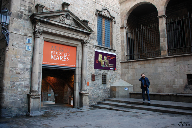 Museu Frederic Marès. Barcelona
