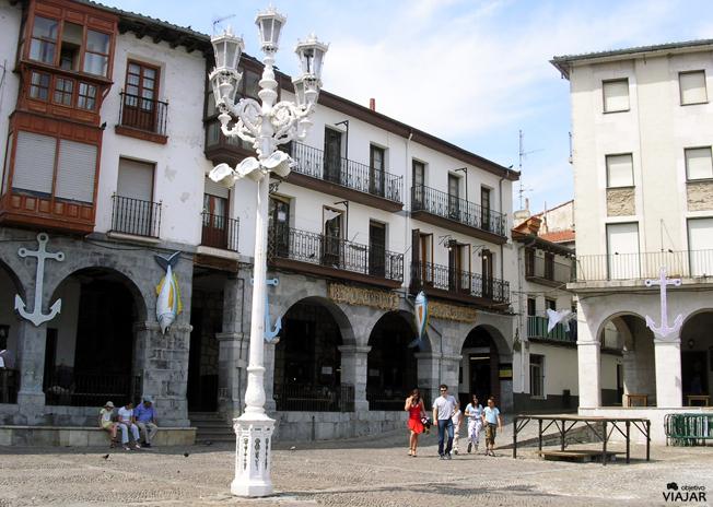 Paseando por Castro Urdiales. Cantabria