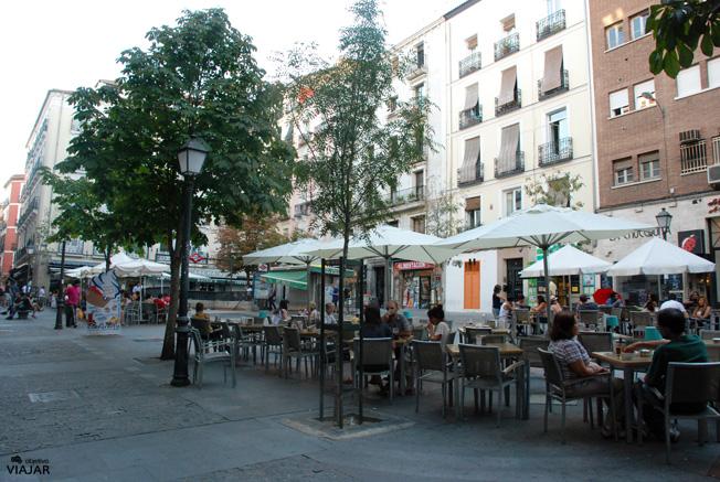 Plaza de Chueca. Madrid
