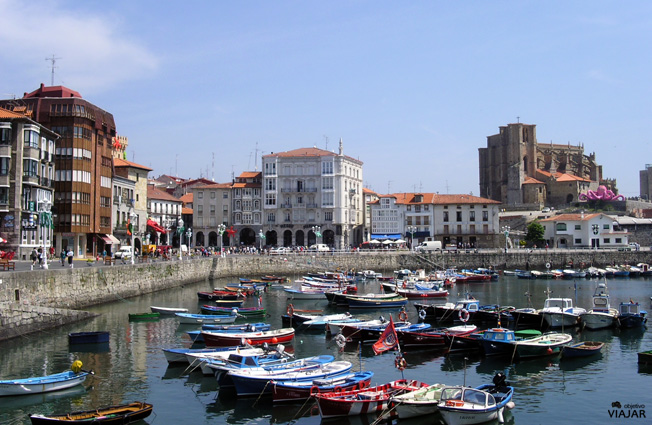 Castro Urdiales. Cantabria
