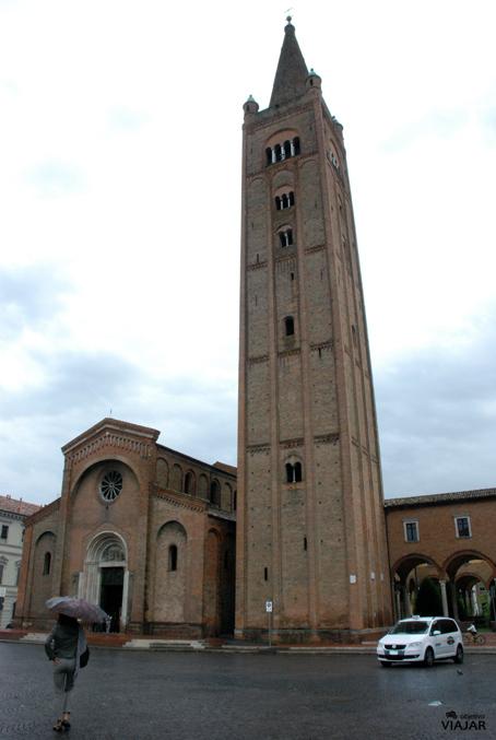 Basílica de San Mercuriale. Forlì. Italia