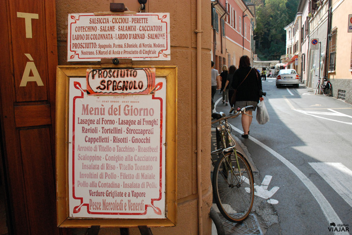 Callejeando por Cesena. Italia