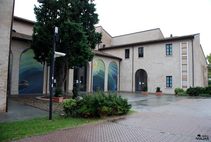 Museo San Domenico. Forlì.