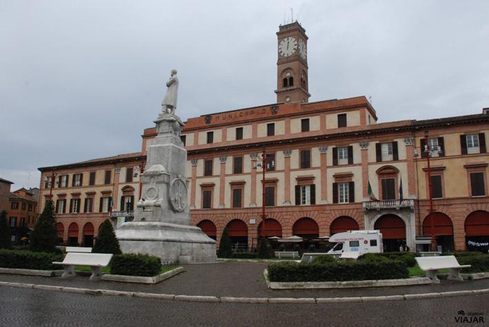 Palazzo Comunale. Forlì.