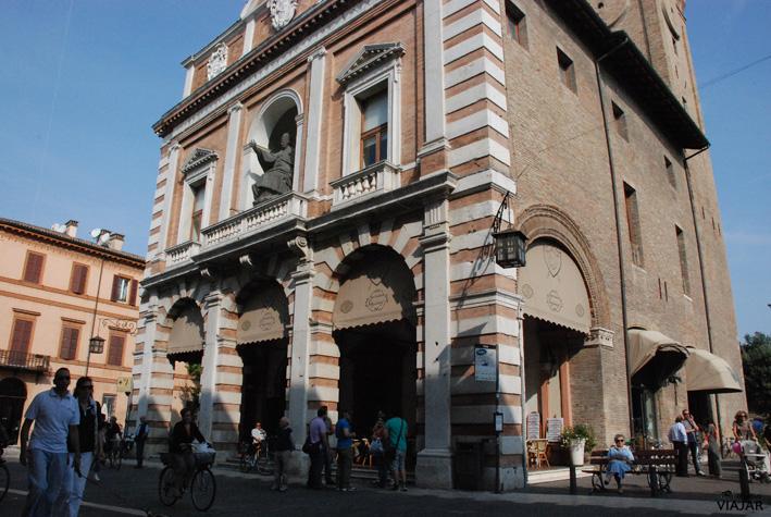 Palazzo del Ridotto. Cesena. Italia