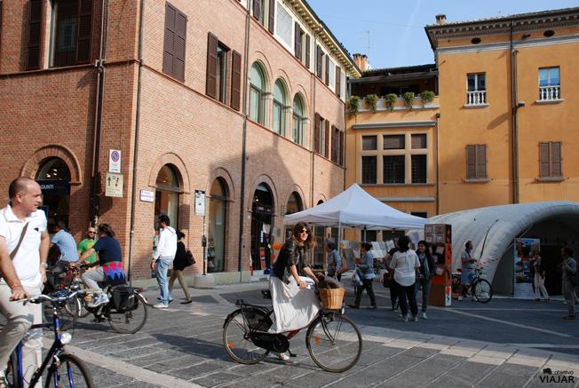 Piazza Giovanni Paolo II. Cesena