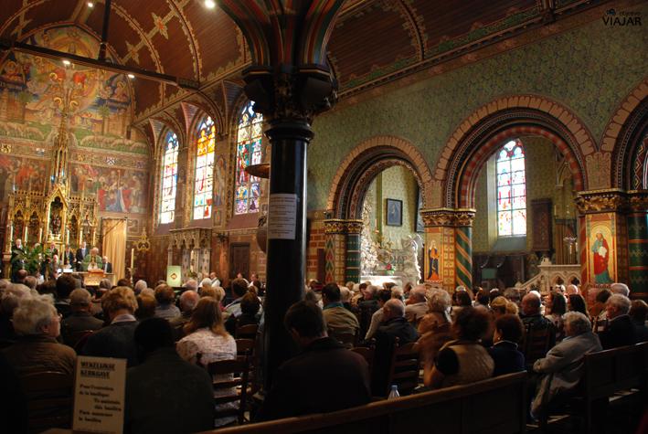 Basílica de la Santa Sangre. Brujas