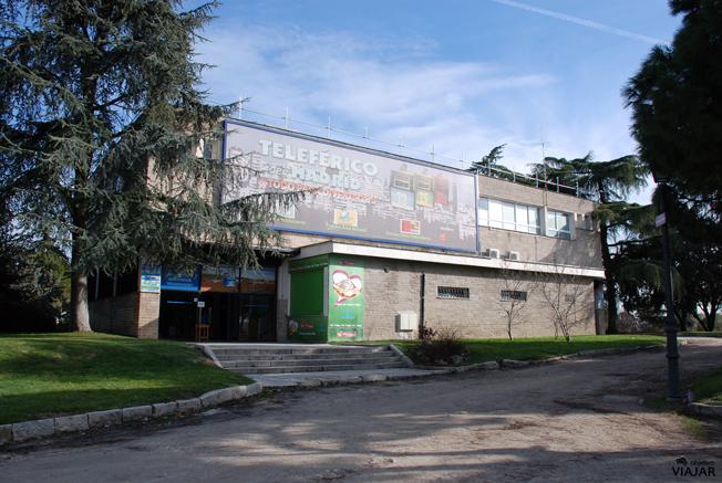 Estación de la Casa de Campo. Madrid