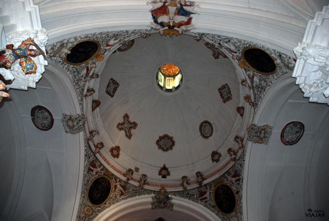Cúpula de la Ermita del Mirón. Soria