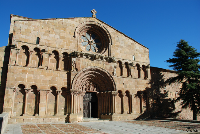 Iglesia de Santo Domingo. Soria