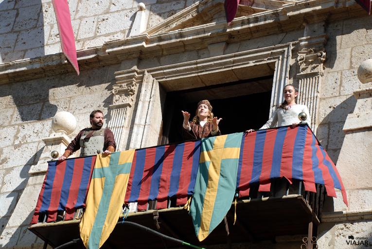 Oda a los Amantes. Bodas de Isabel. Teruel