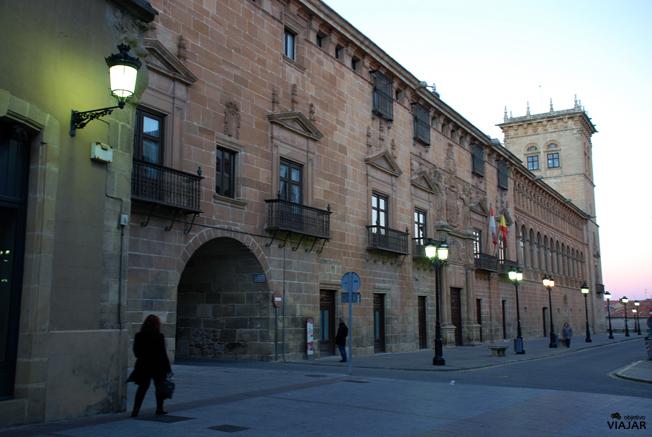 Palacio de los Condes de Gómara. Soria