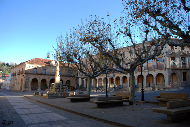 Plaza Mayor. Soria