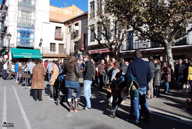 Plaza Ramón Benito Aceña. Soria