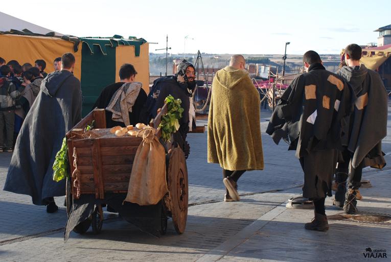 Pobres y marginados. Bodas de Isabel. Teruel