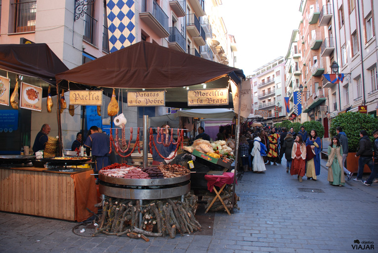 Taberna. Bodas de Isabel. Teruel