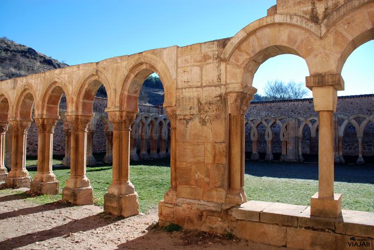 Arcos de San Juan de Duero. Soria