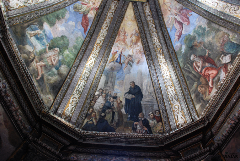 Bóveda de San Saturio. Soria