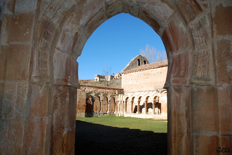Claustro de San Juan de Duero. Soria