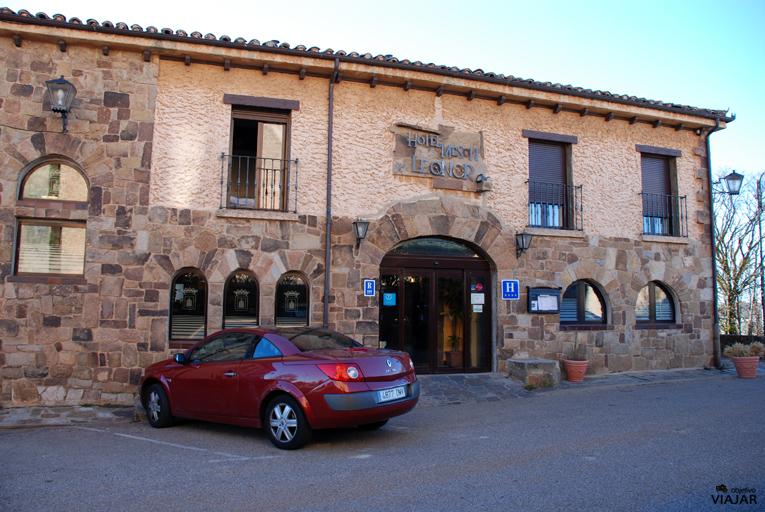 Hotel Leonor Mirón. Soria