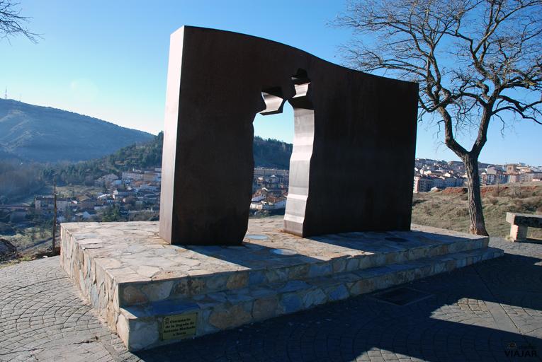 Mirador de Los Cuatro Vientos. Soria
