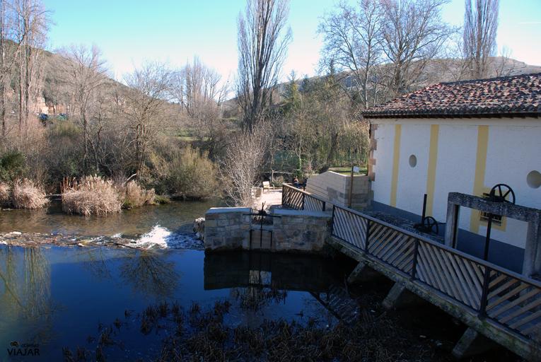 Museo del Agua. Soria