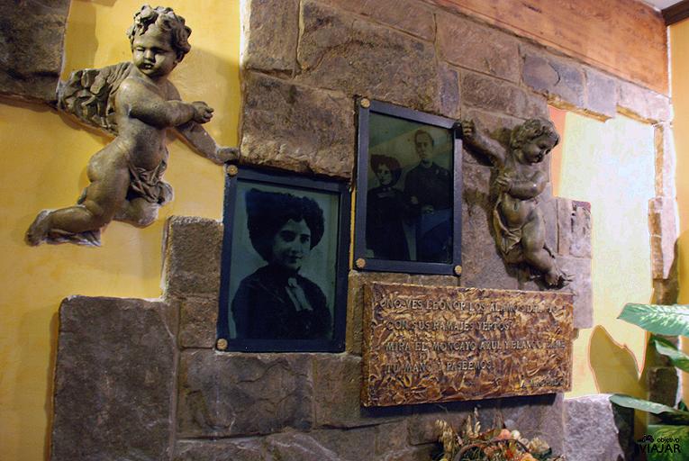 Rincón de Leonor y Machado. Hotel Leonor Mirón. Soria
