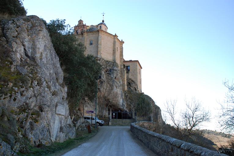San Saturio. Soria