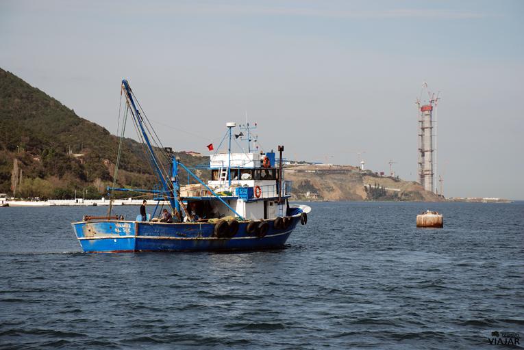 A las puertas del Mar Negro. Estambul
