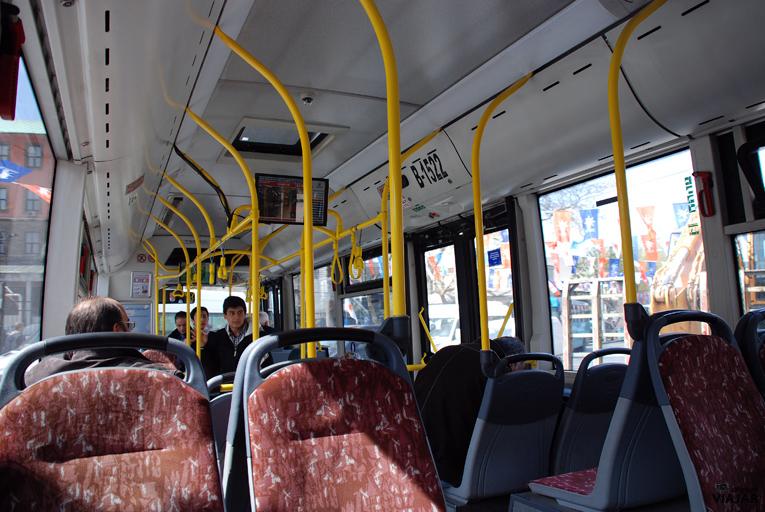 Autobús 39B. Estambul