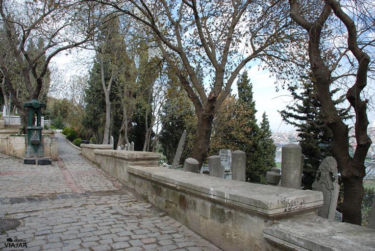 Cementerio de Eyüp. Estambul