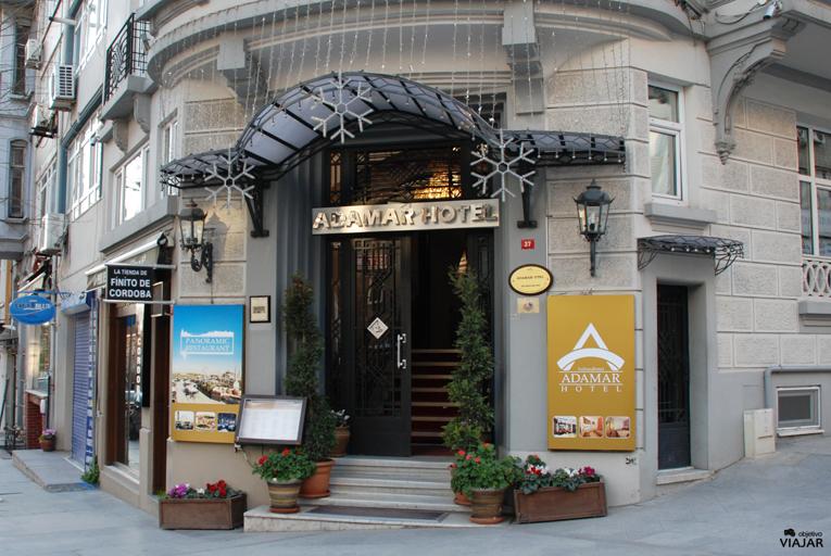 Hotel Adamar. Estambul